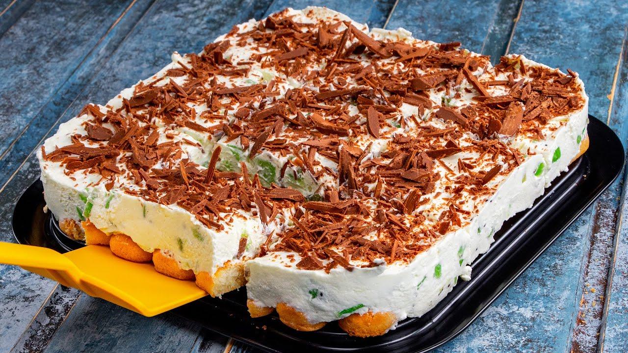 Bez wypiekania i zbędnych kłopotów! Prawdziwie fani deserów docenią! | Cookrate - Polska