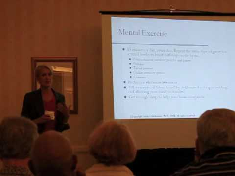 Chemo Brain & Recovery [Part 14 of 17]: Therapeutic Value of Physical and Mental Exercise