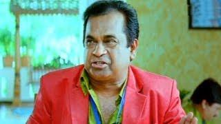 Varudu Comedy Scene - Brahmanandam Comes As A Quick Marriage To Show - Allu Arjun - HD