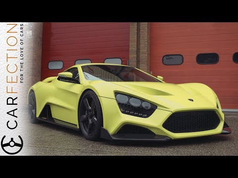 Zenvo TS1: Driving The 1163 BHP Danish Supercar – Carfection