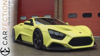 Zenvo TS1: Driving The 1163 BHP Danish Supercar - Carfection