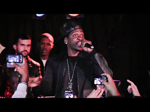 Pusha T & Cyhi Da Prince Perform