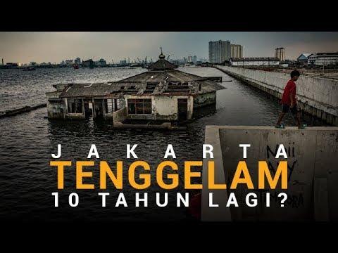 Kira-kira apa ya cara yang paling efektif biar Jakarta gak tenggelam?