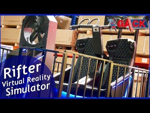 Rifter 2-Sitzer VR Simulator (Spiel- und Freizeitgeräte Gack GmbH)