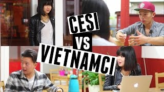 Češi vs. Vietnamci ft. EKV + bloopers
