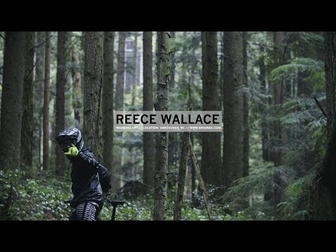 """Bike Mag Exclusive: """"Warming Up"""" featuring Reece Wallace"""