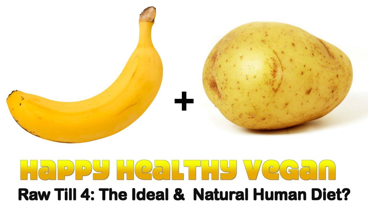 Raw Till 4: The Ideal & Natural Human Diet?