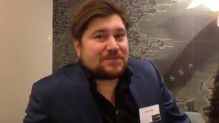 Årets Koldingborger 2015, Rasmus Bjerg
