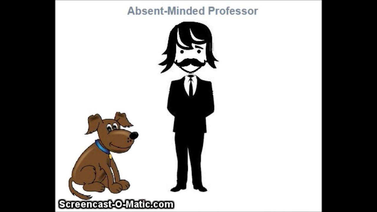 **Pivot TV TROPE**: Absent-Minded Professor, Stock ...