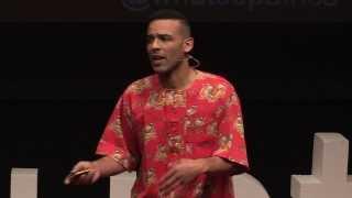 My wakeup call: Ikenna Azuike at TEDxEuston