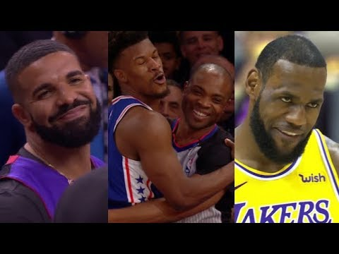Funniest NBA Bloopers of 2018/2019 – Part 2