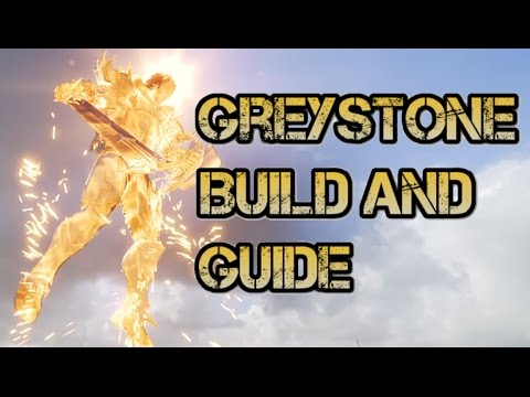 Paragon: Greystone Build and Guide (Monolith)