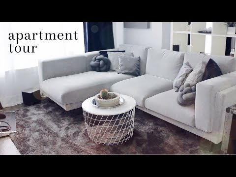 Apartment Tour | Minimalist / Modern Scandinavian Inspired | 784 sq ft. | Minimalism Series
