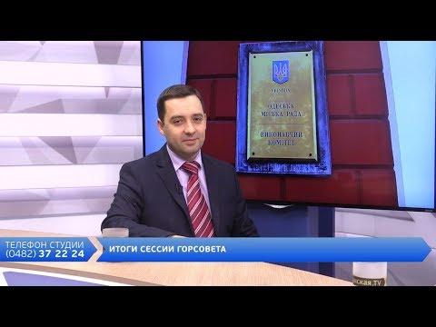 DumskayaTV: Вечер на Думской. Алексей Потапский, 21.03.2018