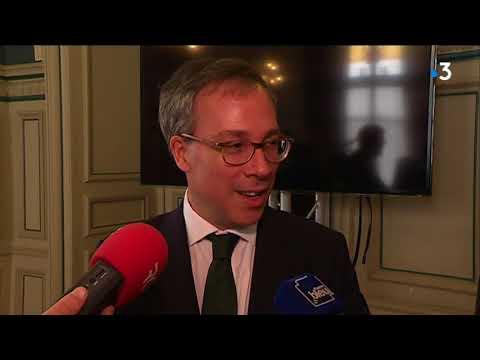 Interview de l'ambassadeur du Royaume-Uni : un cadeau pour le prince Louis