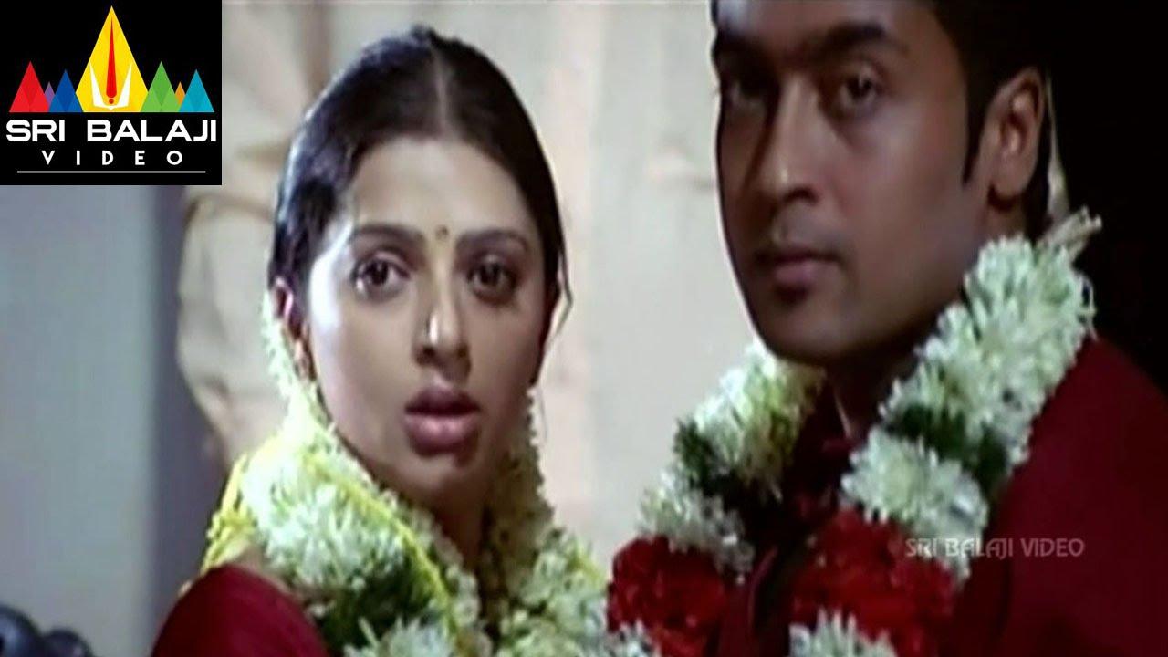 Nuvvu Nenu Prema Telugu Movie Part 9/12 | Suriya, Jyothika ...
