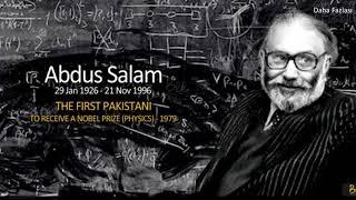 Kur'an Ayetlerini Okuyarak Nobel Ödülü'nü Alan Adam