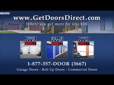 Garage doors roll up doors commercial doors 16x7 garage for Wind code garage doors