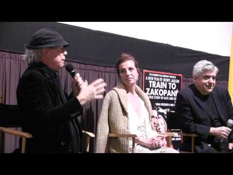 "L.A. Jewish Film Festival discussion of Henry Jaglom's ""Train to Zakapone"""