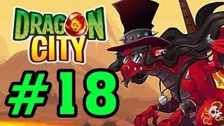 Dragon City - GAME NÔNG TRẠI RỒNG - RỒNG NHẠC ROCK (ROCK'N'ROLL DRAGON) TẬP 18