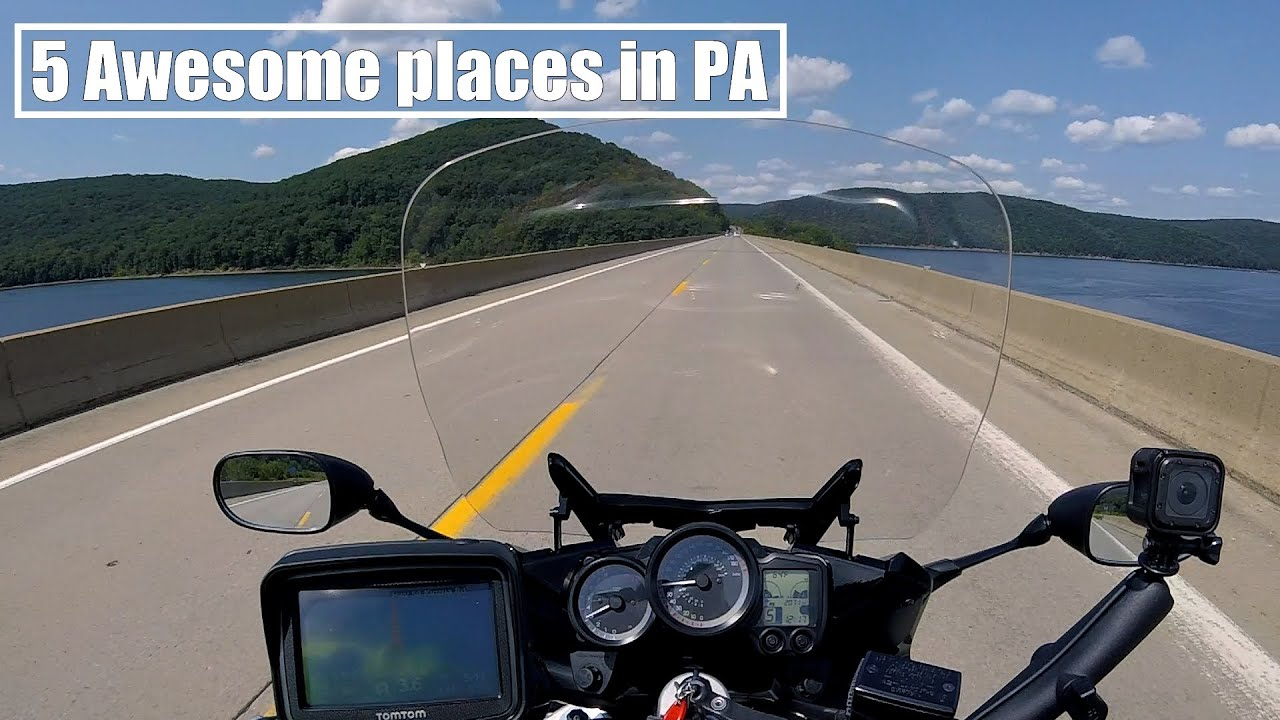 Pennsylvania Motorcyclists | Travel Series