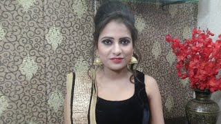 Beautiful Girls Party Makeup very Simple and easy Quick makeup.