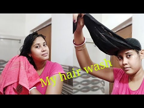 How I Wash My Hair, How To Use Shampoo & Conditioner Properly// Soumi Chakraborty