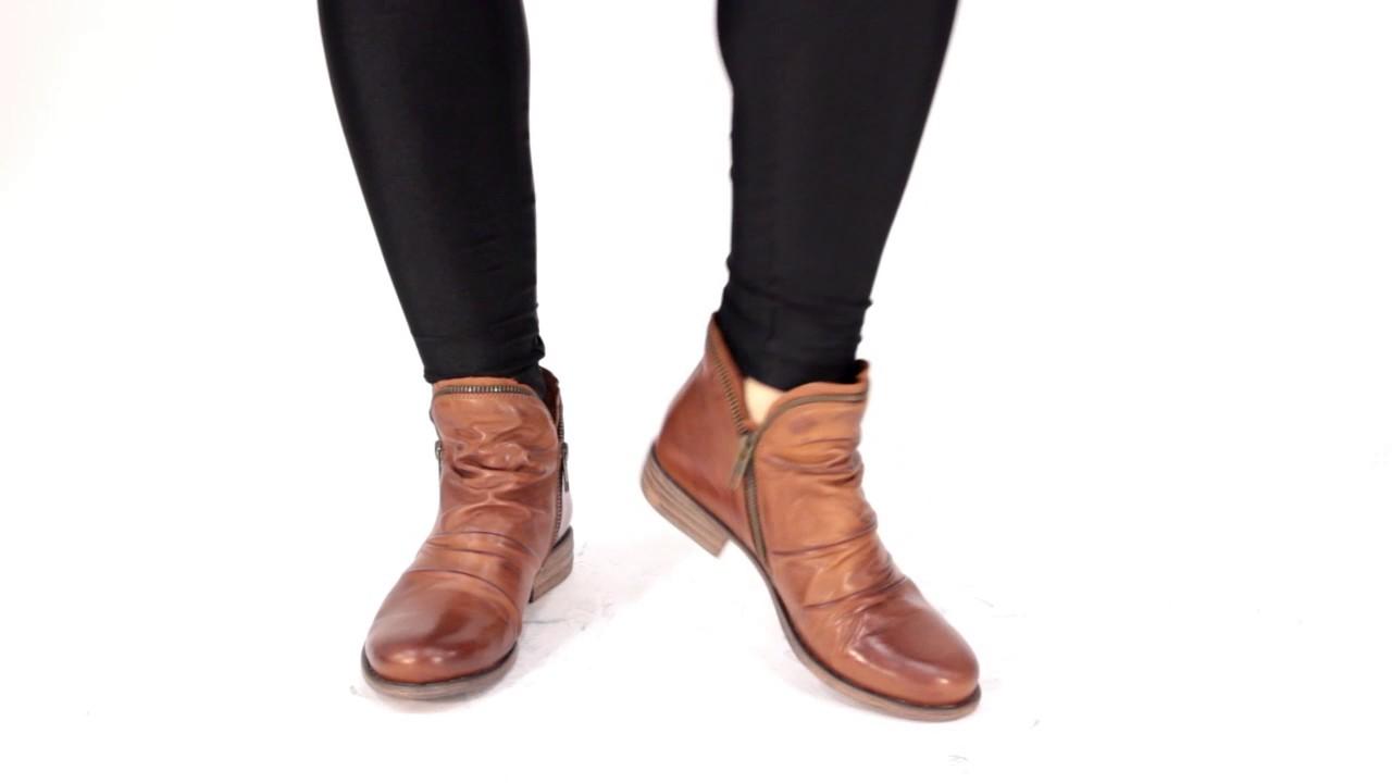 Miz Mooz Women's 'Luna' Ankle Boot dMMrINJSD8