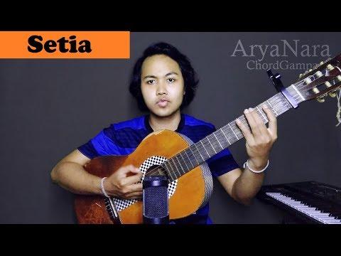 Chord Gampang (Setia - Jikustik) By Arya Nara (Tutorial)