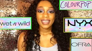 Collective Haul| Colourpop, Nyx, Ofra, Wet n Wild & More