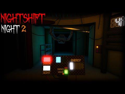 NightShift - [Night 2] - Roblox |