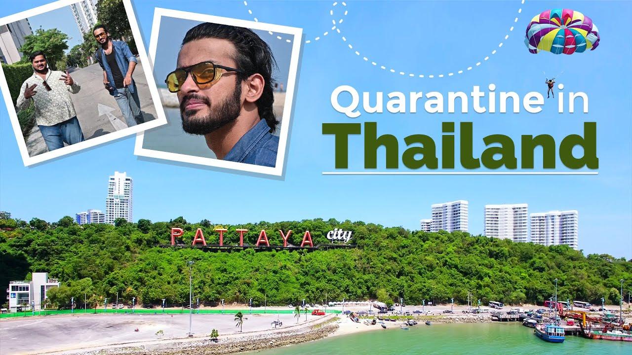 Quarantine in Thailand - Vlog - Sajid Ali