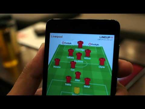Stats Zone app: Tottenham Hotspurs V Liverpool Preview October 17 2015