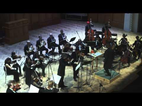 Mozart Concertone for two violins in C major, KV 190