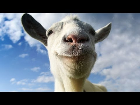 The most rational game ever (Goat Simulator)