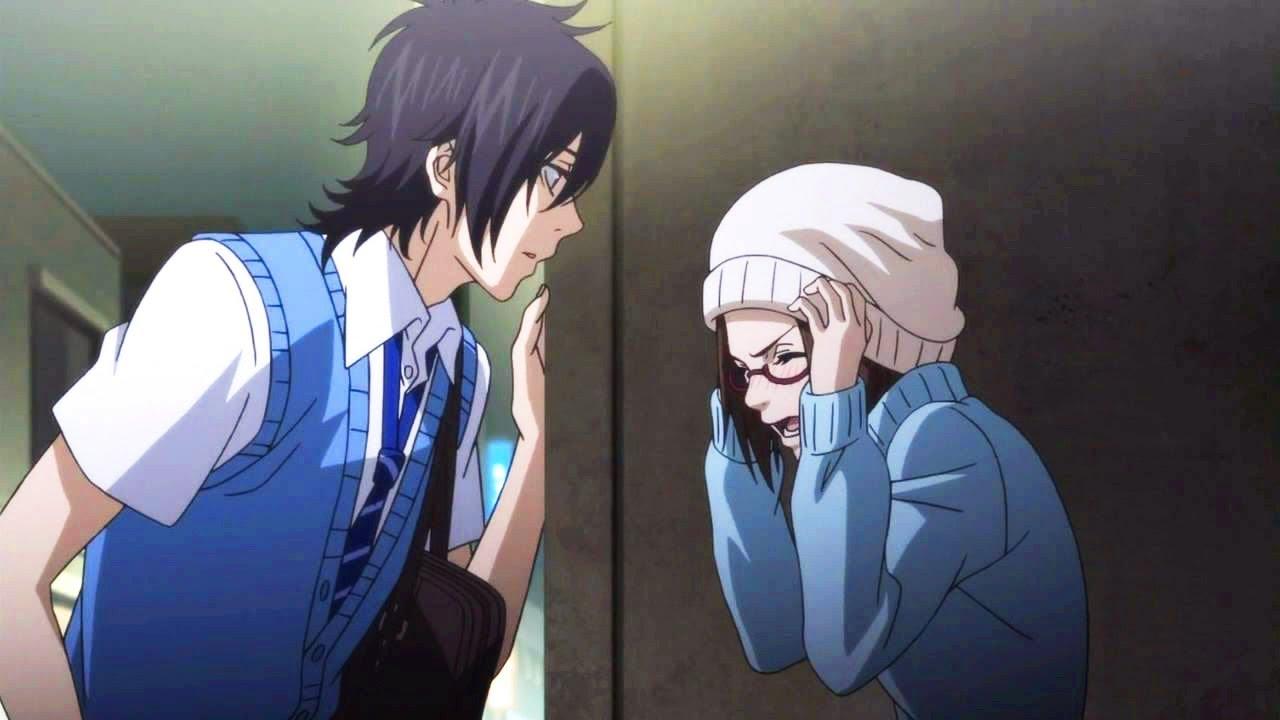 Top 9 Anime Where Popular Guy Falls For Unpopular Girl [HD]