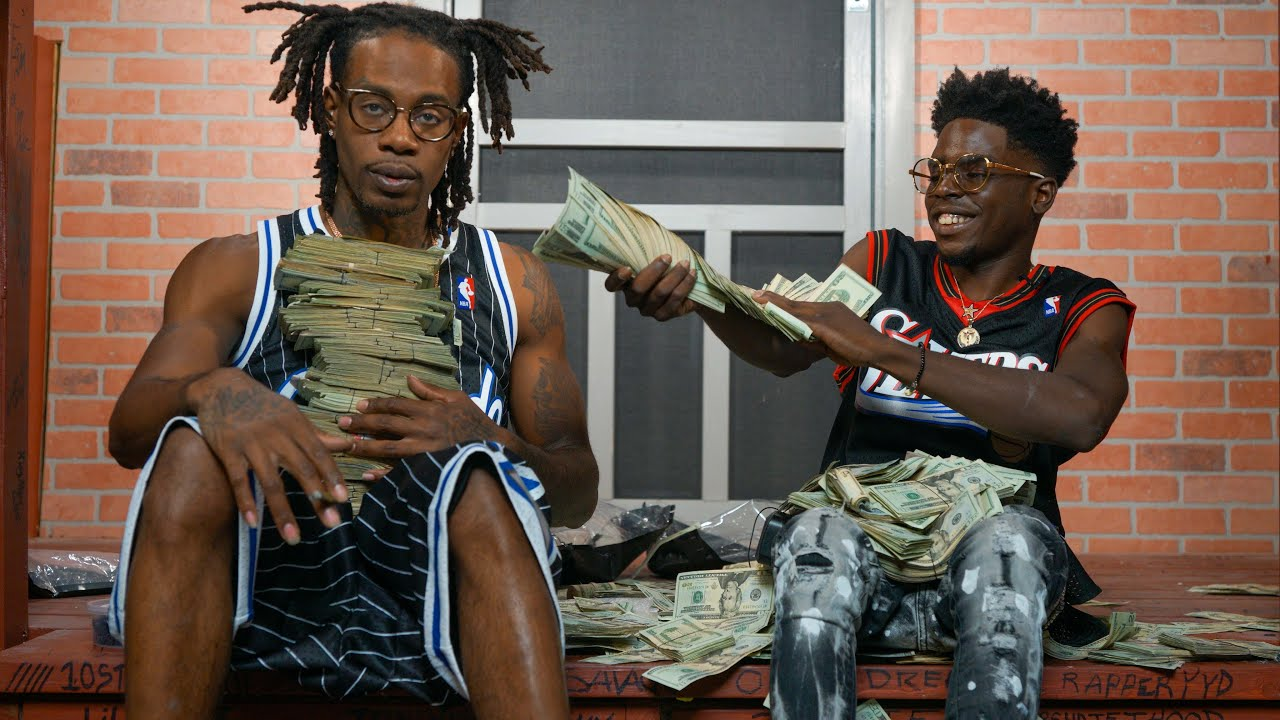 Hustla Ru Brings $250,000 To The Porch & Talks About Building His Label
