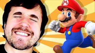 NEM FOI SORTE! - Super Mario Run