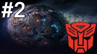 Transformers - Fall of Cybertron Walkthrough / Gameplay Part 2 - Shotgun Rain