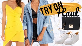 Try On Haul mit Sonny Loops - SheIn I AnikaTeller