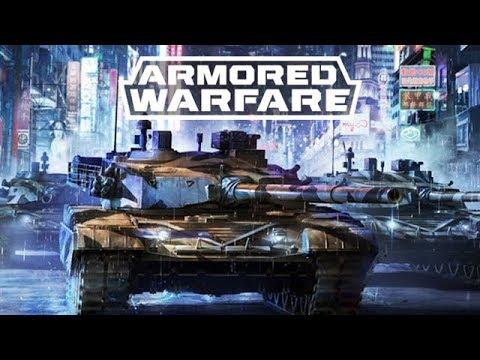Armored Warfare Gameplay
