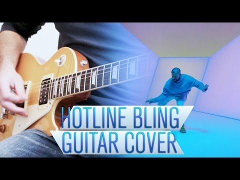Drake - Hotline Bling (Guitar Cover)