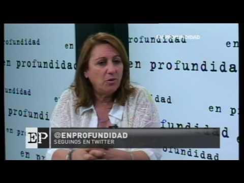 Mónica Fein pidió disculpas por los inconvenientes que causan las obras en la ciudad