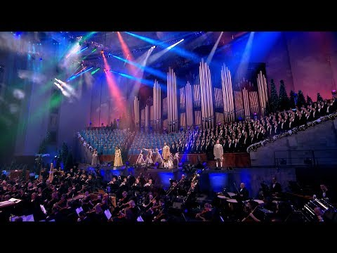 A Christmas To Remember - Laura Osnes, Martin Jarvis, Met Soloists and the Mormon Tabernacle Choir