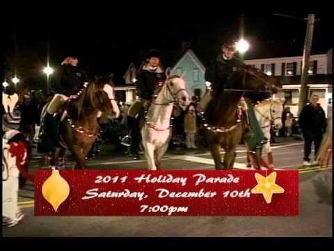 2011 City of Suffolk Holiday Parade PSA