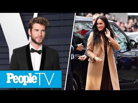 Meghan Markle Steps Back Into Public Life, Liam Hemsworth & New Girlfriend Soak Up Sun | PeopleTV