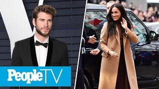Download lagu Meghan Markle Steps Back Into Public Life, Liam Hemsworth & New Girlfriend Soak Up Sun | PeopleTV