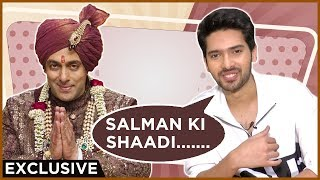 Armaan Malik REACTS On Salman Khan's Marriage | Rapid FIRE | Tootey Khaab | Exclusive Interview