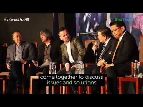 #LetsGoPHTelco! Smart joins first Philippine Telecoms Summit