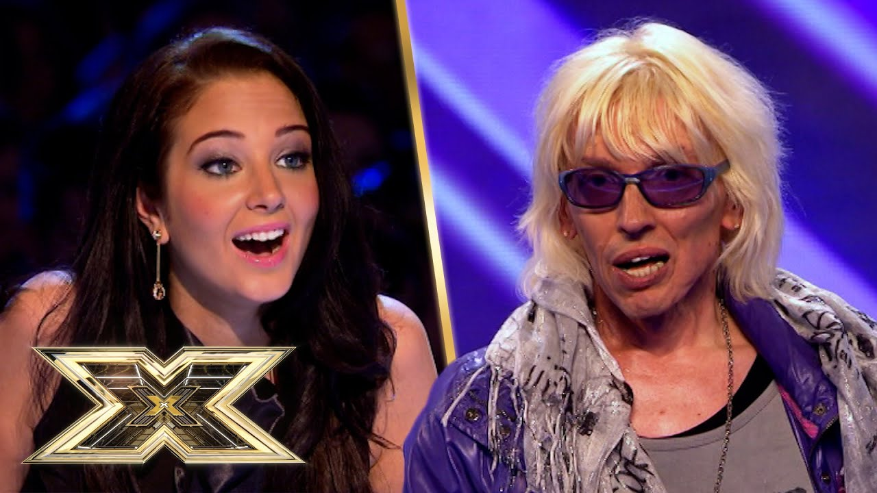 David Wilder gets 4 YESSES singing 'Life on Mars' by David Bowie | The X Factor UK
